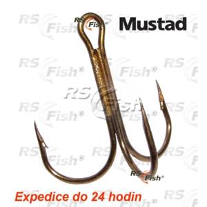 Mustad® Trojháček Mustad 35647 Anchor 3/0