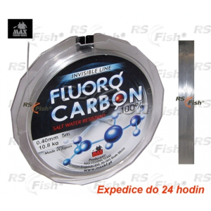 Vlasec MAX Fishing Tackle Fluorocarbon 0,23 mm - 10 m