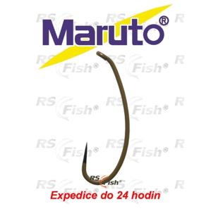 Maruto® Háček Maruto Camo K Barbless 8