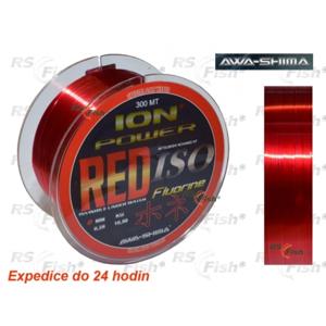 Awa-S® Vlasec Awa-S ION Power Red Iso 0,309 mm