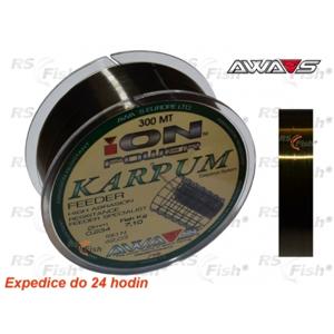 Awa-S® Vlasec Awa-S ION Power Karpum Feeder 0,286 mm
