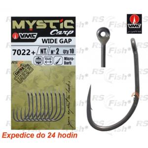 VMC® Háček VMC Mystic Carp Wide Gap 7022+ 8