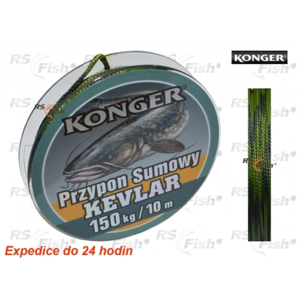 Konger® Kevlar Konger Camo - 10 m 80,0 kg