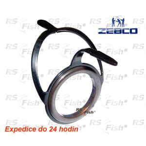 Zebco® Očko vázací dvounožkové Aluminium Oxide 020 - 1664020