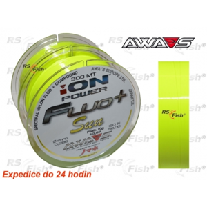 Awa-S® Vlasec Awa-S ION Power Fluo Sun 0,261 mm