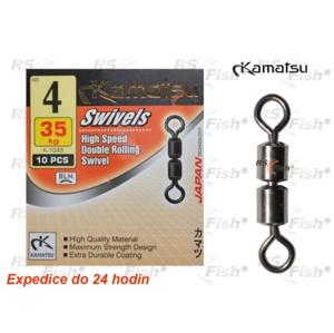 Kamatsu® Obratlík pevnostní dvojitý Kamatsu K - 1045 10