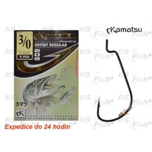Kamatsu® Háček Kamatsu Offset Regular 2/0