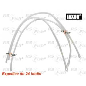 Jaxon® Spojka na muškařskou šňůru Jaxon - čirá
