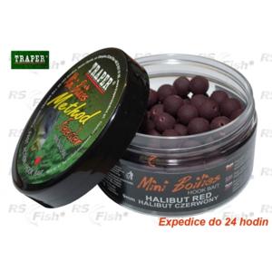 Traper® Boilies Traper Mini Method Feeder - Halibut Red