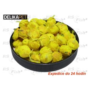 Delikapet Boilies rohlíkový Fluo - Med