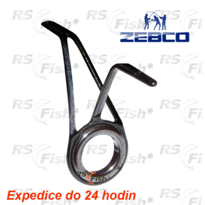 Zebco® Očko vázací dvounožkové Aluminium Oxide - Match 012 - 1666012