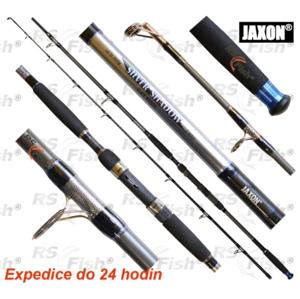 Jaxon® Prut Jaxon Silver Shadow Catfish 255 cm