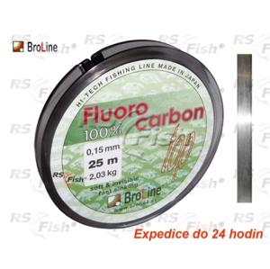 Vlasec Broline Fluorocarbon 0,42 mm
