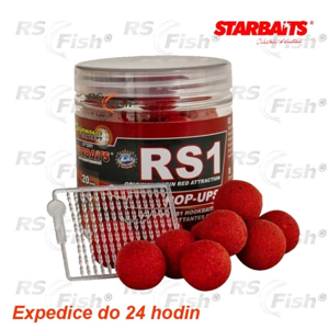 Starbaits® Boilies Starbaits Pop - Up RS1