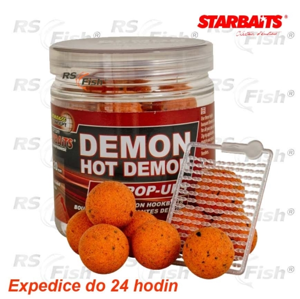 Starbaits® Boilies Starbaits Pop - Up Hot Demon