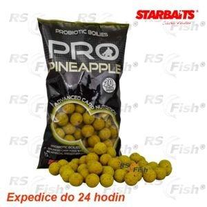 Starbaits® Boilies Starbaits Probiotic Pineapple - 1 kg