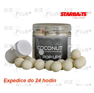Starbaits® Boilies Starbaits Probiotic Coconut PoP - Up