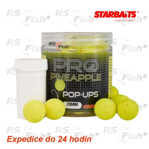 Starbaits® Boilies Starbaits Probiotic Pineapple PoP - Up