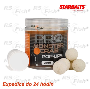 Starbaits® Boilies Starbaits Probiotic Monster Crab PoP - Up