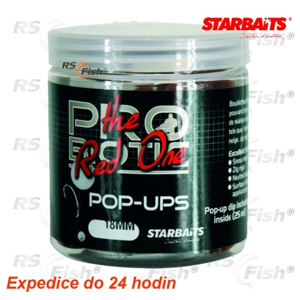 Starbaits® Boilies Starbaits Probiotic Red One PoP - Up