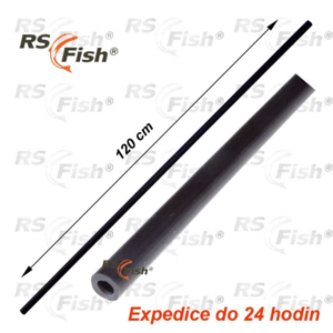 RS Fish® Trubička plastová 3,8 mm