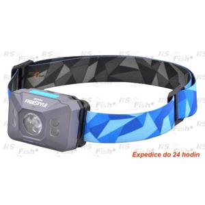 SPRO® Čelová svítilna SPRO Freestyle Sense Optics Blue
