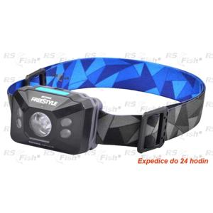 SPRO® Čelová svítilna SPRO Freestyle Sense Optics Black