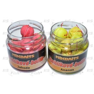 Mikbaits® Boilies rohlíkový Mikbaits Pikantní švestka