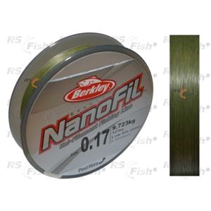 Berkley® Berkley Nanofil Green - 125 m 0,25 mm