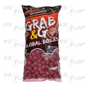 Starbaits® Boilies Starbaits GRAB & GO Koření - 2,5 kg