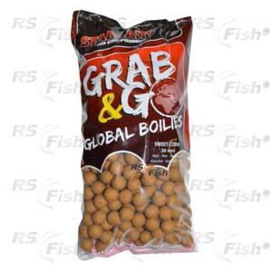 Starbaits® Boilies Starbaits GRAB & GO Ryba - 2,5 kg