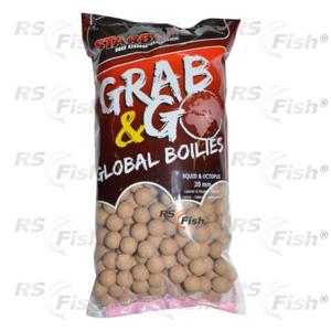 Starbaits® Boilies Starbaits GRAB & GO Squid & Octopus - 2,5 kg