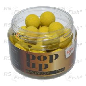 Carp Zoom® Boilies Carp Zoom PoP - Up - Ananas / Oliheň - 16 mm