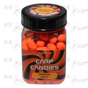 Sportcarp® Boilies Sportcarp Carp Candies - Tropické Ovoce 15 mm