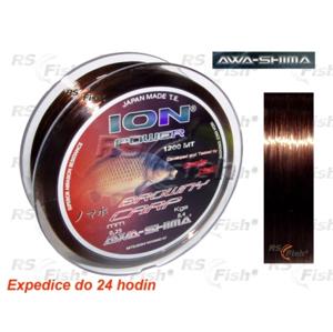 Awa-S® Vlasec Awa-S ION Power Browny Carp 0,331 mm