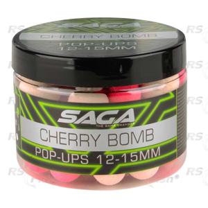 SPRO® Boilies SPRO SAGA PoP-Up Cherry Bomb