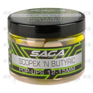 SPRO® Boilies SPRO SAGA PoP-Up Scopex ´N Butyric