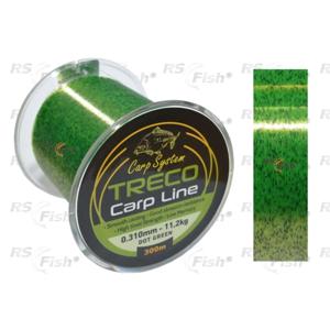 JSA Vlasec Carp System Treco Carp Line Green 0,235 mm