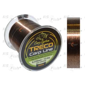 JSA Vlasec Carp System Treco Carp Line Brown 0,335 mm