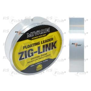 Delphin® Vlasec Mivardi Zig - Link 0,309 mm