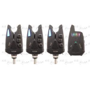 TFE Elektronika Sada signalizátorů FLACARP 3+1