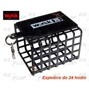 Wirek® Zátěž krmítko feederové Wirek - hranaté 15 g