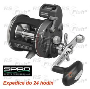 SPRO® Multiplikátor SPRO Offshore 4300 RH + EXTRA BONUS set nástrah na moře za 200,- Kč