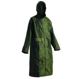 Nepromokavý plášť For Job NEPTUN zelený, s přelepenými švy velikost: XXL