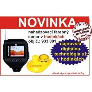 Lucky Sonar FF518 bezdrátový v hodinkách