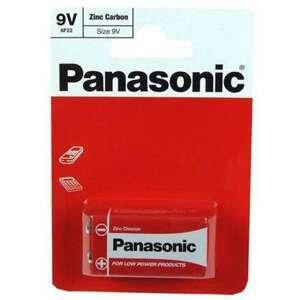 Panasonic Baterie 6F22 9V Special Power 1ks