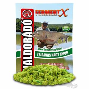 Haldorádo Fermentx 900g příchuť: syrovátka med - pálenka