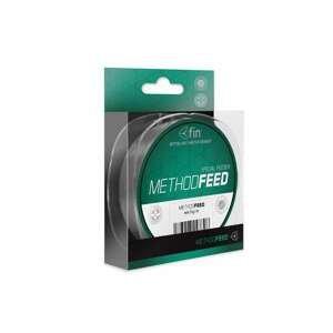 Fin Method Feed šedá 5000m 0,25mm 12,1lbs