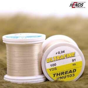 Hends vázací nit Ultra fine 0,04mm - béžová světlá