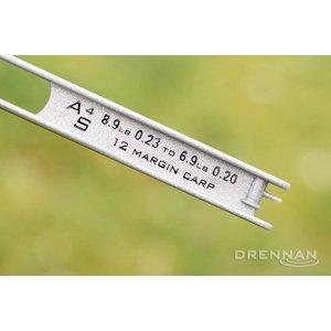 Drennan Navázaná udička AS3 Pole Rigs Silverfish/F1  gramáž: 0,4g